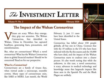 The Impact of the Wuhan Coronavirus