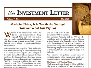 Made in China, Is It Worth the Savings? You Get What You Pay For