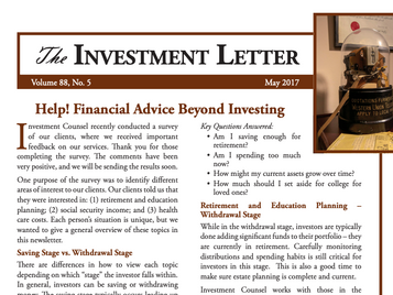 Help! Financial Advice Beyond Investing
