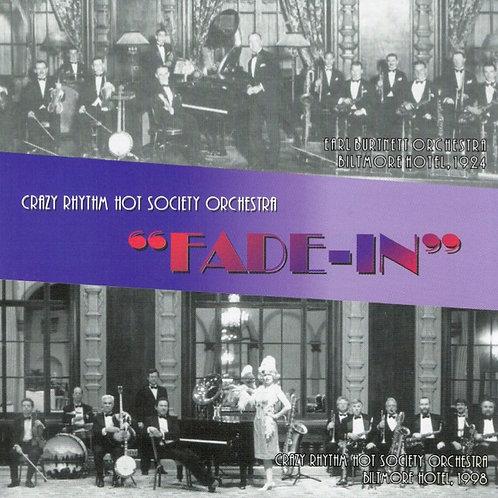 """Fade-In"" CD"