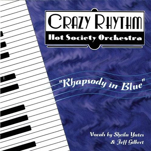 """""""Rhapsody in Blue"""" CD"""