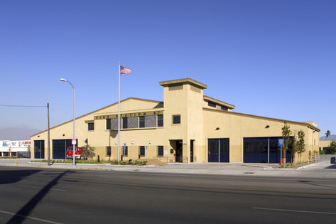 FIRE STATION NO. 87