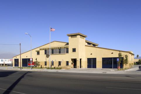 FIRE STATION NO. 87