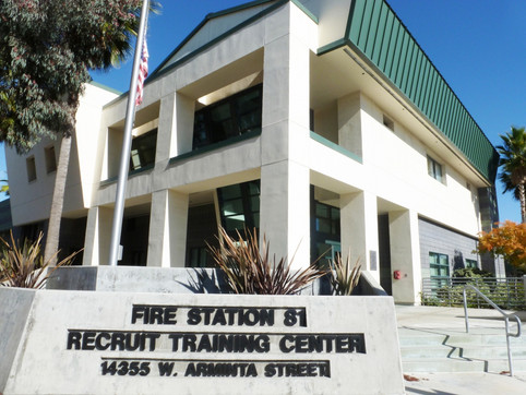 FIRE STATION NO. 81