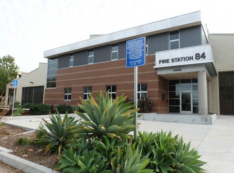 FIRE STATION NO. 84