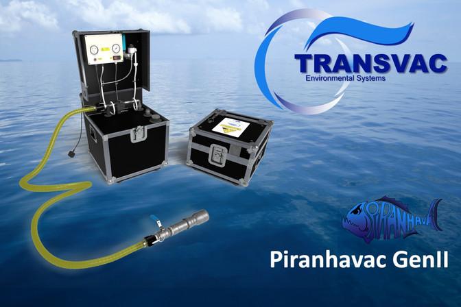 Improved Gen II Piranhavac Acid Injection Unit Lauched