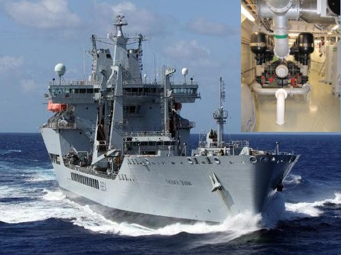 Two new HG1000X BWT Units for RFA Wave Knight & Ruler