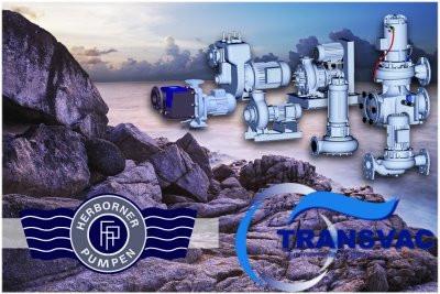 Herborner Multi Pump Set ordered for Aida Hyperion 1