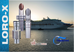 Loro-X Selected for Scupper and Grey Water Pipework Replacement for P&O Cruises