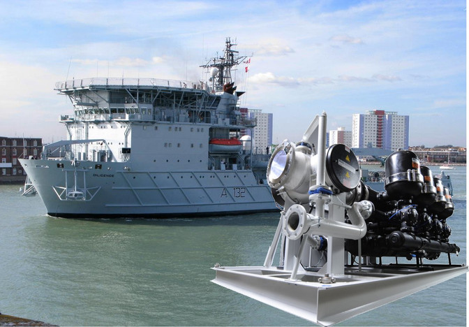 New Ballast Water Treatment Unit For RFA Diligence