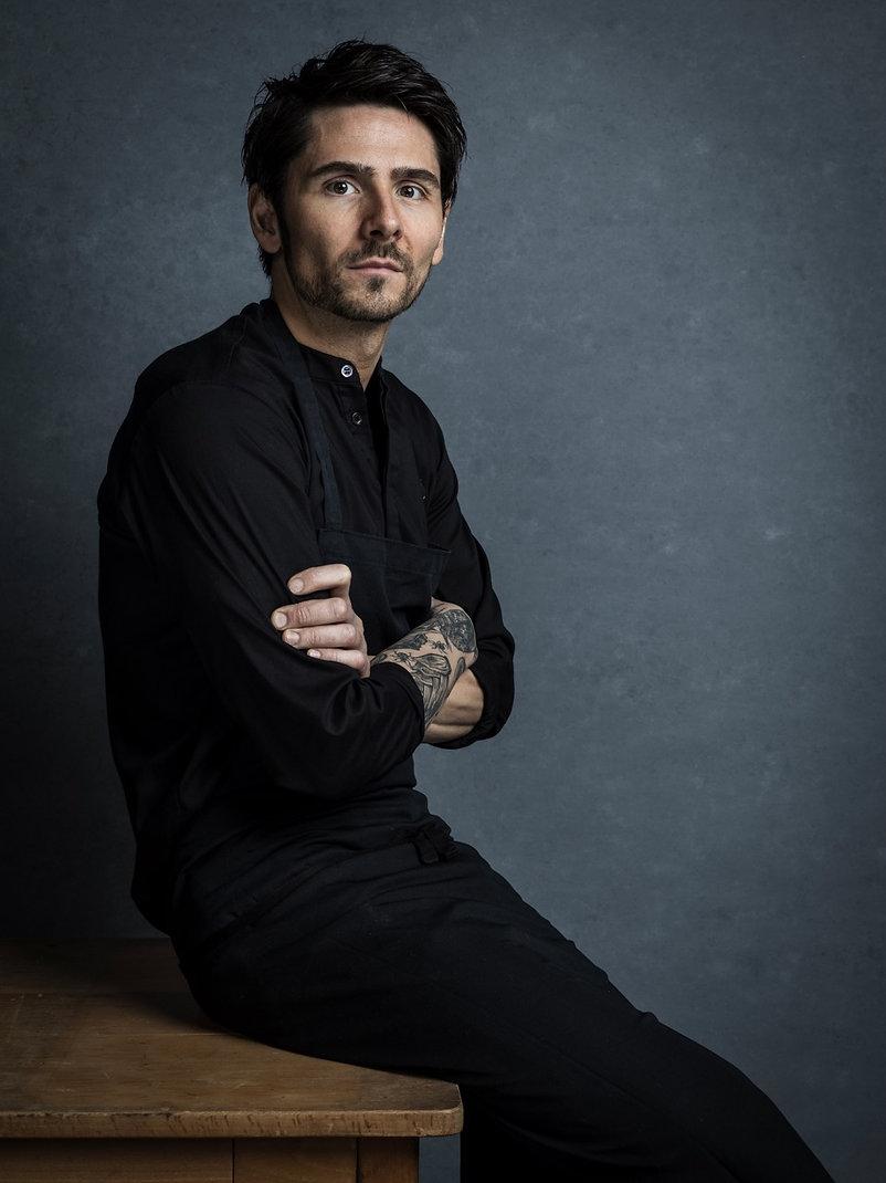 Portrait of Nenad Mlinarevic