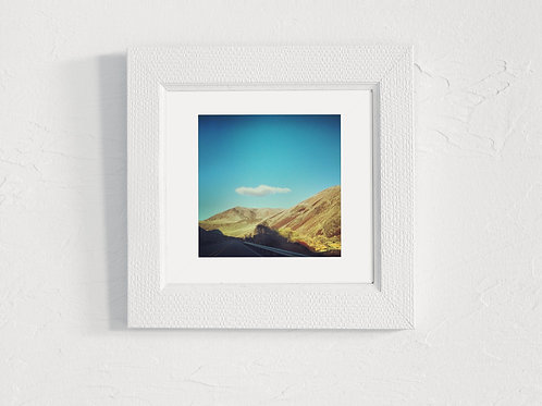 Road Trippin' - 5x5 Matted Photograph
