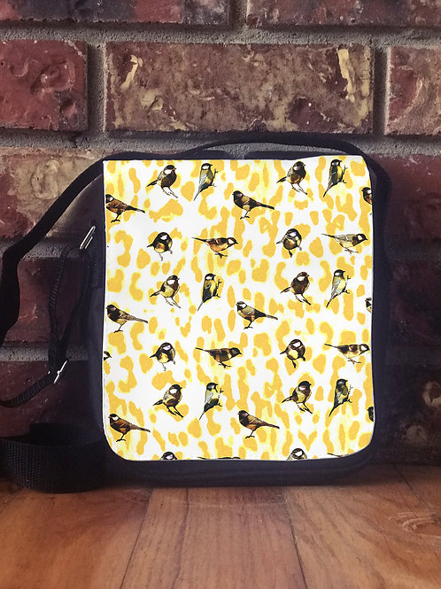 Birdie Messenger Mini Bag (Yellow)