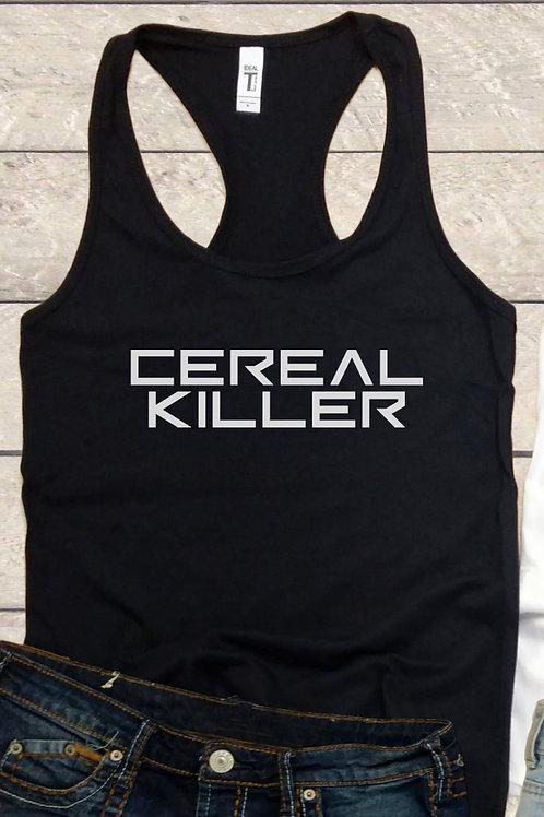 Cereal Killer Tank Top