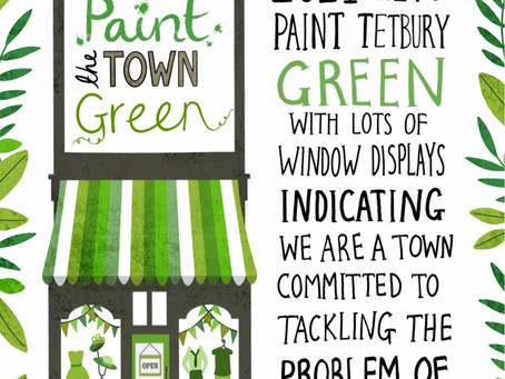 Painting the Town Green