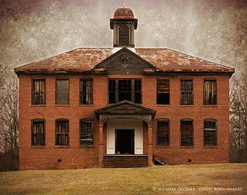 College Hill School, Cedar Bluff, Virginia