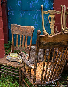Chairs, Princeton, Wisconsin