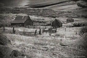 Abandoned Ranch, Near Ridgway, Colorado