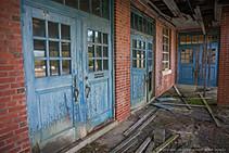 Abandoned High School, Pittsylvania County, Virginia