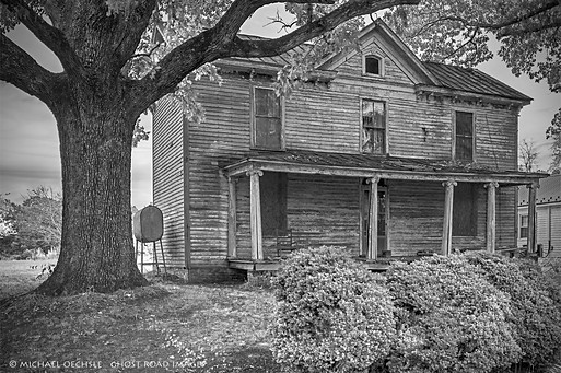 Abandoned House, Lennig, Virginia