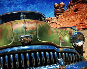 Buick Super, Bluff, Utah