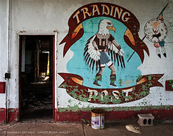 Trading Post Gas Station and Store, Tierra Amarilla, New Mexico