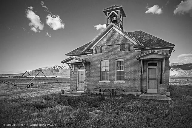 Schoolhouse, Near Nathrop, Colorado