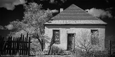 House, Cerrillos, New Mexico