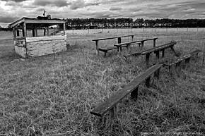 Abandoned Ballfield, Windblow, North Carolina
