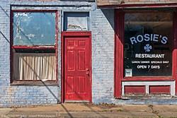 Rosie's Restaurant, Clover, Virginia
