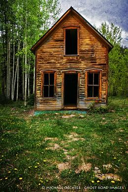 Boarding House, Ironton, Colorado