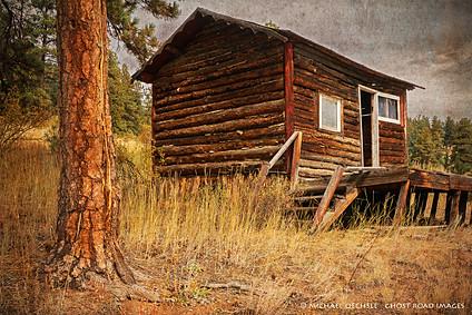 Motel Cabin, Bailey, Colorado