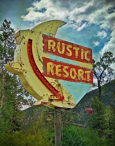 Rustic, Colorado
