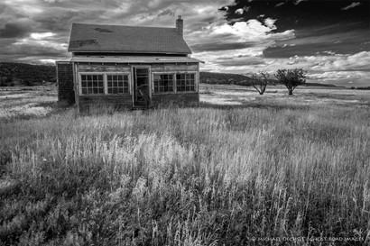 Abandoned House, Colona, Colorado