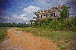 Down a Red Dirt Road, North Carolina