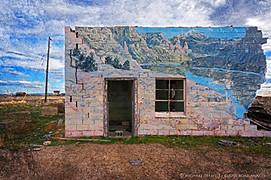 Abandoned Gas Station, Cisco, Utah