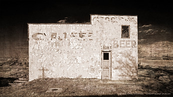 Abandoned Cafe and Store, Thompson Springs, Utah