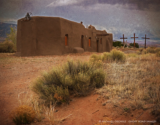 Penitente Morada, Abiquiu, New Mexico