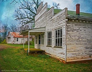 Abandoned Stores, Darlington Heights, Virginia