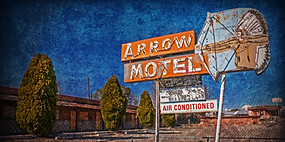 Arrow Motel, Espanola, New Mexico