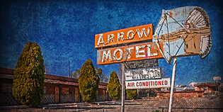 Arrow Motel, Espanola, New Mexico