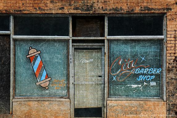 City Barber Shop, Graham, North Carolina