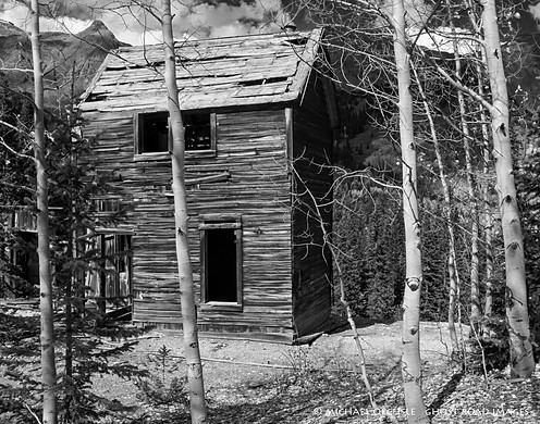 Miner's Boarding House, Red Mountain, Colorado