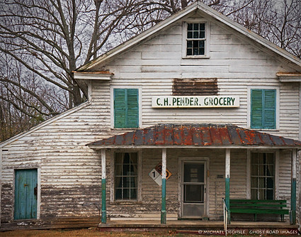 C.H. Pender Store, Cedar Grove, North Carolina