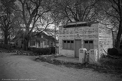Abandoned Store, Boulder, Utah