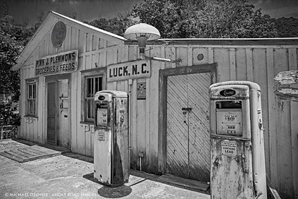 Abandoned Store, Luck, Virginia