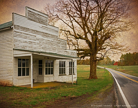 On a Country Road, Darlington Heights, Virginia
