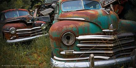 Twin Plymouths, Hillsborough, North Carolina