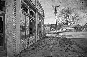 Forgotten Street, Branchville, North Carolina