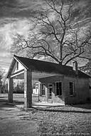 Gas Station, Bethel, North Carolina